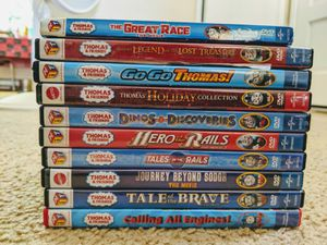 Thomas and Friends movie collection for Sale in Sunnyvale, CA