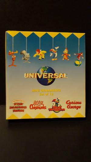 Universal Mini Ornaments Set of 12 for Sale in Oak Lawn, IL