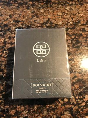 Bolvaint -Laef Men's Cologne 1.7 fl oz for Sale in Howell Township, NJ