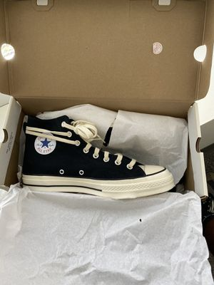 Converse Chuck Taylor All-Star 70s Hi Fear of God Essentials - Size 10 for Sale in Hyattsville, MD