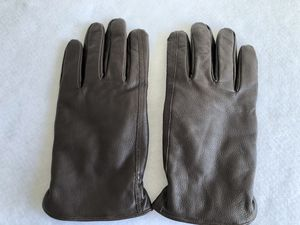 leather men's gloves size M for Sale in Everett, WA