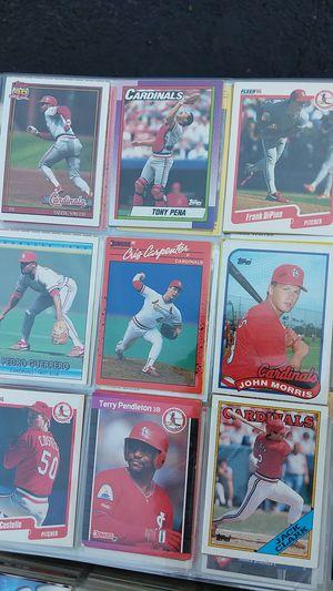 Baseball cards for Sale in Tyler, TX
