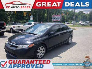 2007 Honda Civic Sdn for Sale in Stafford, VA