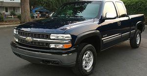🔥$1000 For Sale URGENT 2002 Chevrolet Silverado 1500! CLEAN TITLE🔥 for Sale in Shreveport, LA