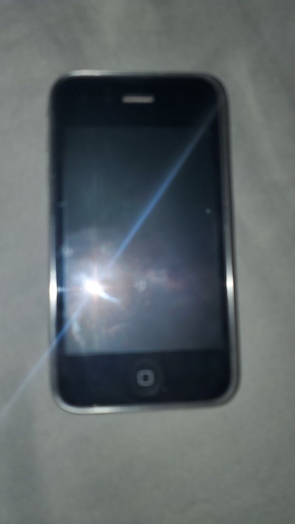 Used Iphone 3gs