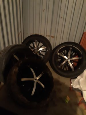 22'rims for Sale in Frederick, MD