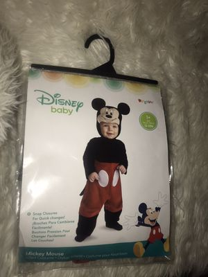 Mickey Mouse costume for Sale in Selma, CA