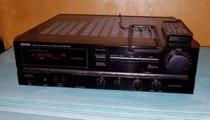 Denon DRA-635R AM/FM Stereo Receiver for Sale in Seattle, WA
