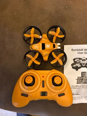 Drone whoop quadcopter toy bumblebee for Sale in Fontana, CA