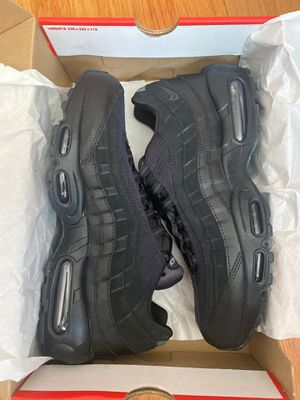 Nike air max 95 triple black sz 10 for Sale in San Jose, CA
