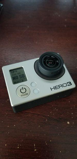 Gopro hero 3 black edition for Sale in San Francisco, CA