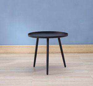 Oslo Black Side Table for Sale in Miami, FL