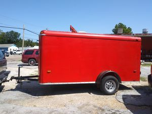 2000 Endclosed cargo trailer $3,000 OBO for Sale in Baytown, TX