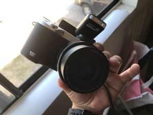 Samsung Camera NX500 for Sale in San Diego, CA