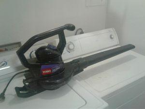 toro leaf blower 50$ for Sale in Houston, TX