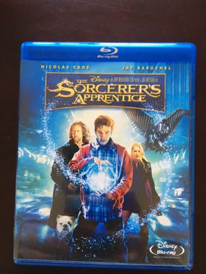 The Sorcerer's Apprentice on Blu Ray for Sale in Portland, OR