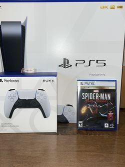 Playstation 5 Bundle for Sale in Fort Washington,  MD