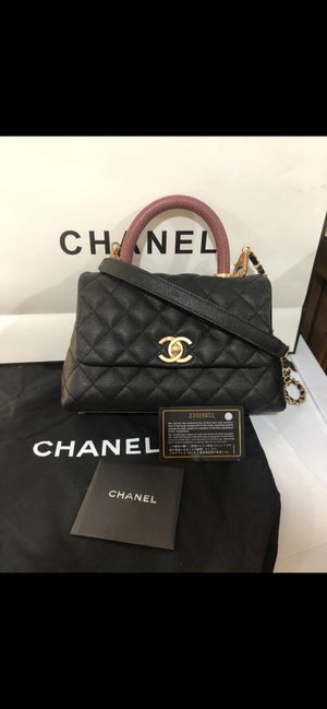 Chanel bag coco handle small for Sale in HUNTINGTN STA, NY