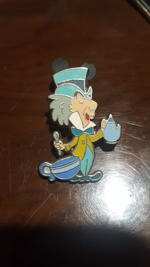 Mad Hatter Disney pin for Sale in Hayward, CA