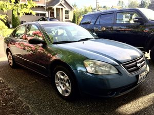 2002 Nissan Altima for Sale in Lake Stevens, WA