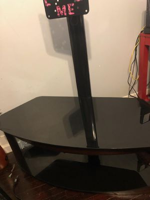 Tv stand for sale holds up to 55inch for Sale in St. Louis, MO