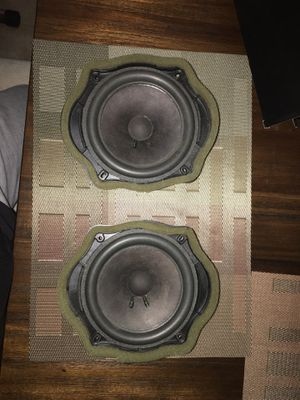 Rear Door Speakers for Sale in Berenda, CA
