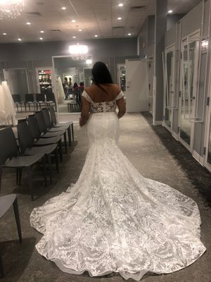 Galina Wedding Dress for Sale in Houston, TX