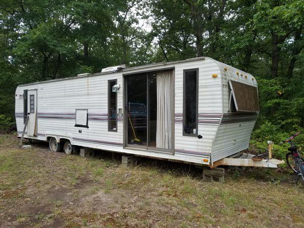 Camper for sale.