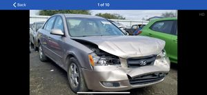 2006 Hyundai Sonata v6 for parts only call Turbo Team for your parts {contact info removed} more than 700 cars for parts for Sale in Chula Vista, CA
