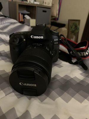 Canon 80D for Sale in Saint Paul, MN