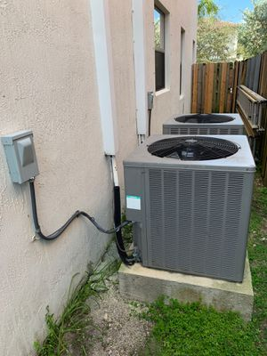 AC Rheem 4 Ton $350 for Sale in Homestead, FL