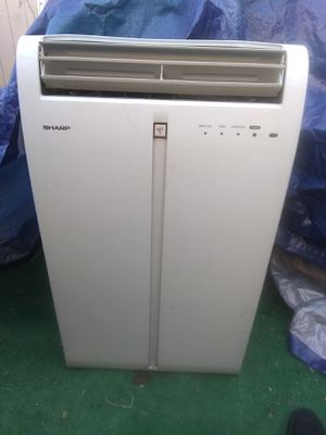 Sharp portable air conditioner for Sale in Glendale, AZ