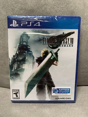 new sealed final fantasy vii remake price firm no trades for Sale in Pickerington, OH