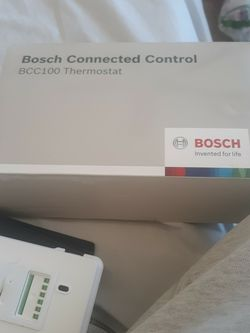 Bosh Connected Control Thermostat for Sale in Henderson,  NV