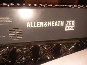Allen n Heath Zed 420 mixing board retail was 1,795.00 for Sale in Hamburg, NY