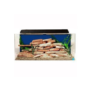 """SeaClear 30 gal Show Acrylic Aquarium Combo Set, 36 by 12 by 16"""", Clear for Sale in Renton, WA"""