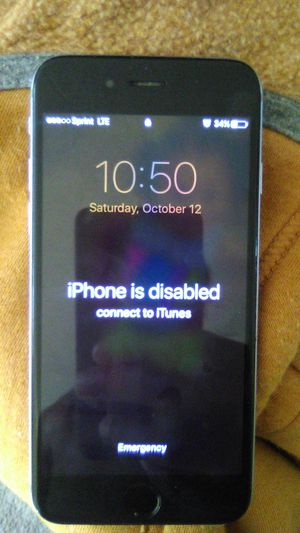 iPhone 6 for Sale in Hayward, CA