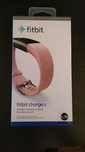 Fitbit charge 2 pink band (band only) for Sale in Annandale, VA