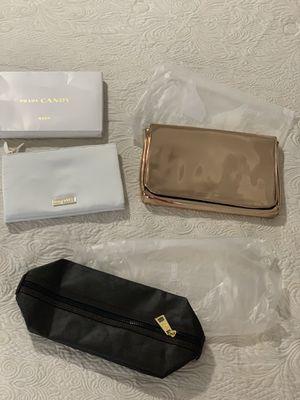 3pc Prada,Paco Rabanne Makeup Bag Clutch for Sale in Hobe Sound, FL