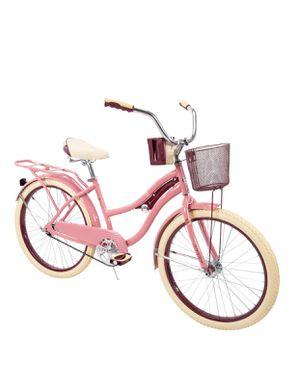 "Huffy 24"" Nel Lusso Girls' Cruiser Bike, Pink Blush Powder for Sale in Renton, WA"