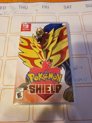 Brand new Pokemon Shield $50 for Sale in Los Angeles, CA