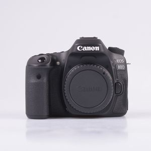 Canon 80D Body (lightly used) for Sale in Melrose Park, IL