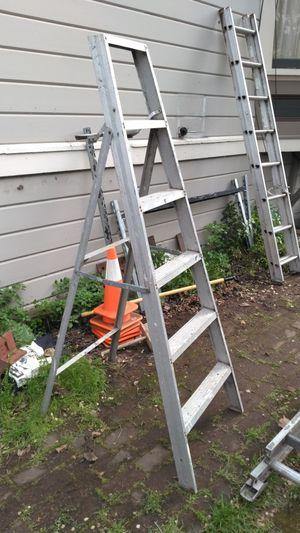 6 ft. Aluminium Ladder for Sale in San Jose, CA
