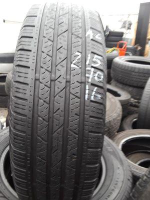 215/70,16 #2 tires for Sale in Alexandria, VA