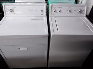 Kenmore washer and gas dryer for Sale in Gardena, CA
