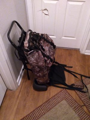 Hiking/ hunting backpack for Sale in OLD RVR-WNFRE, TX