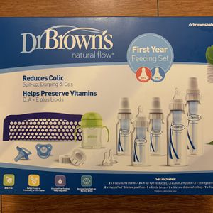 Dr. Brown's First Year Feeding Set for Sale in Montebello, CA
