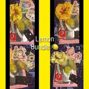 Lemon Beauty Bundle for Sale in Richardson, TX