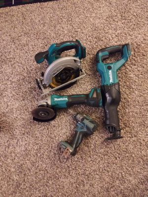 Makita tools 270 for all for Sale in Stockton, CA