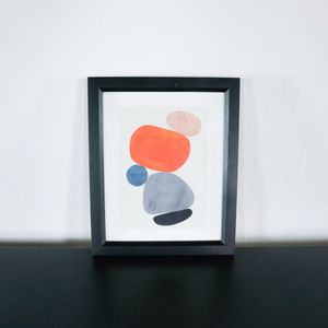 Framed Abstract Art Print (1037157) for Sale in San Bruno, CA